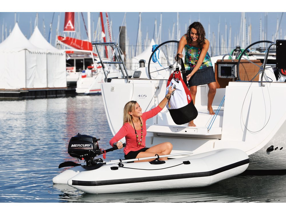 Mercury Inflatable Boats Dinghy Dealer in Mumbai