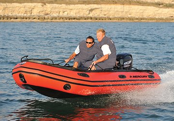 Mercury Inflatable Boats Heavy Duty Dealer in Mumbai