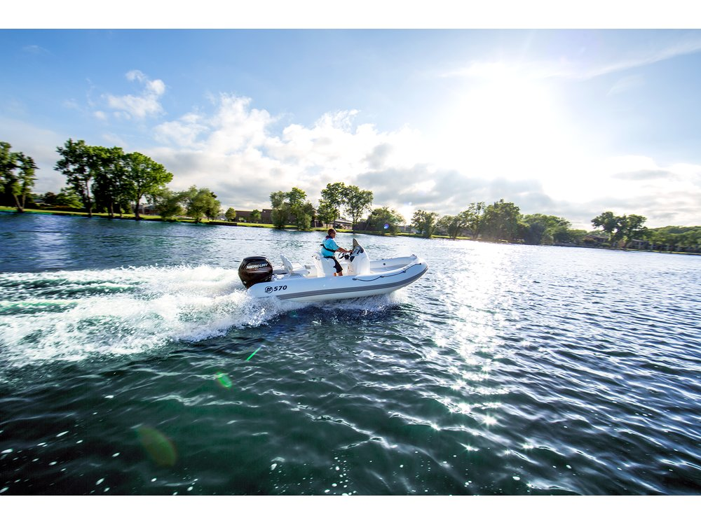 Mercury Inflatable Boats M- Series