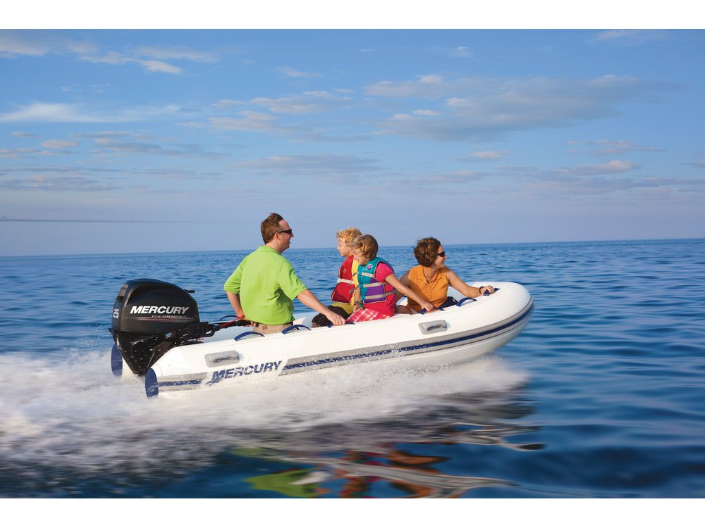 Mercury Inflatable Boat Dealer in Mumbai