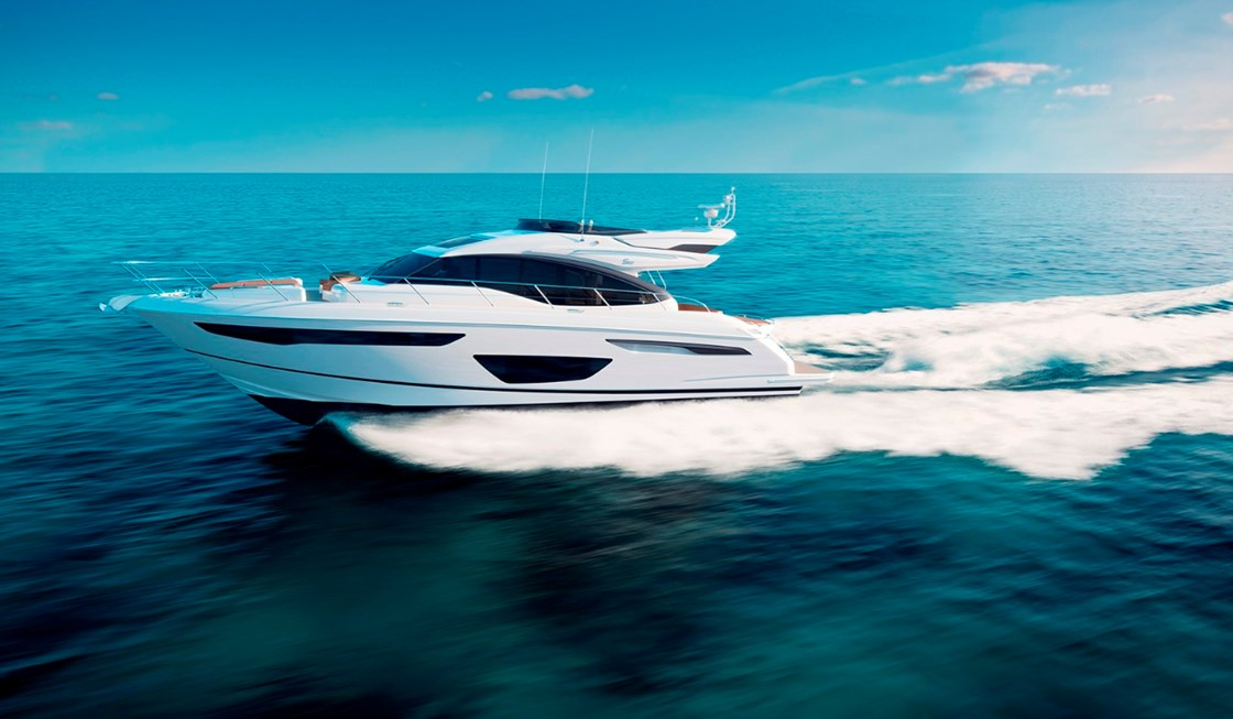 Princess Yacht S60 Yachts Dealers in Mumbai India