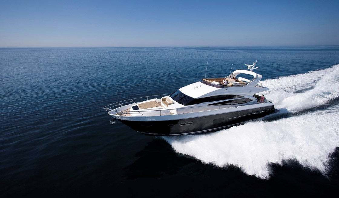 Princess Yacht 72 Motor Yachts Dealers in Mumbai India