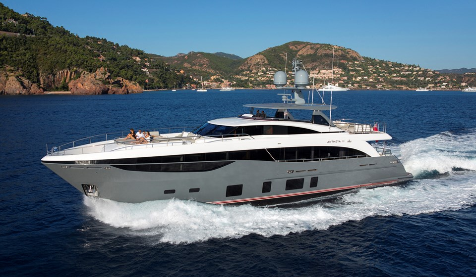 Princess Yacht 35M Yachts Dealers in Mumbai India